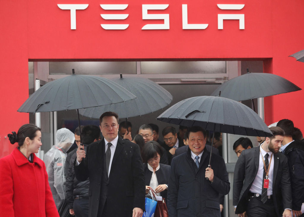 Tesla's love affair with China thumbnail