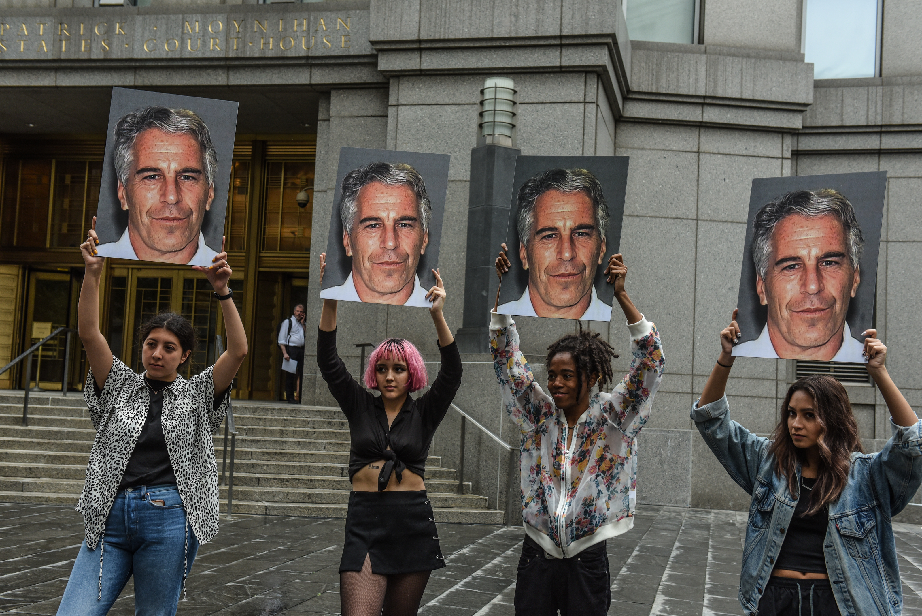 Epstein's victims get a chance to claim a share of his $600 million estate thumbnail