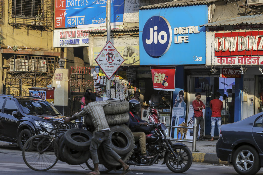 Telecom And Retail Gains Give Boost to Reliance Industries