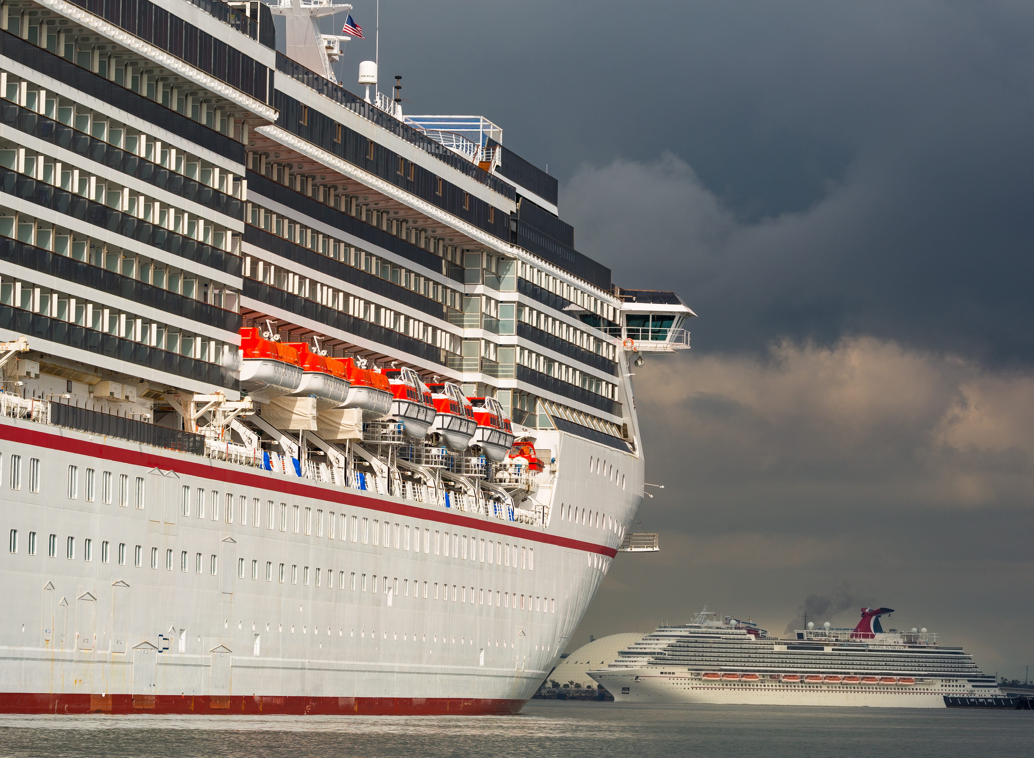 Carnival Loses 4 4 Billion As Cruise Lines See Little Reopening Relief In Sight Fortune