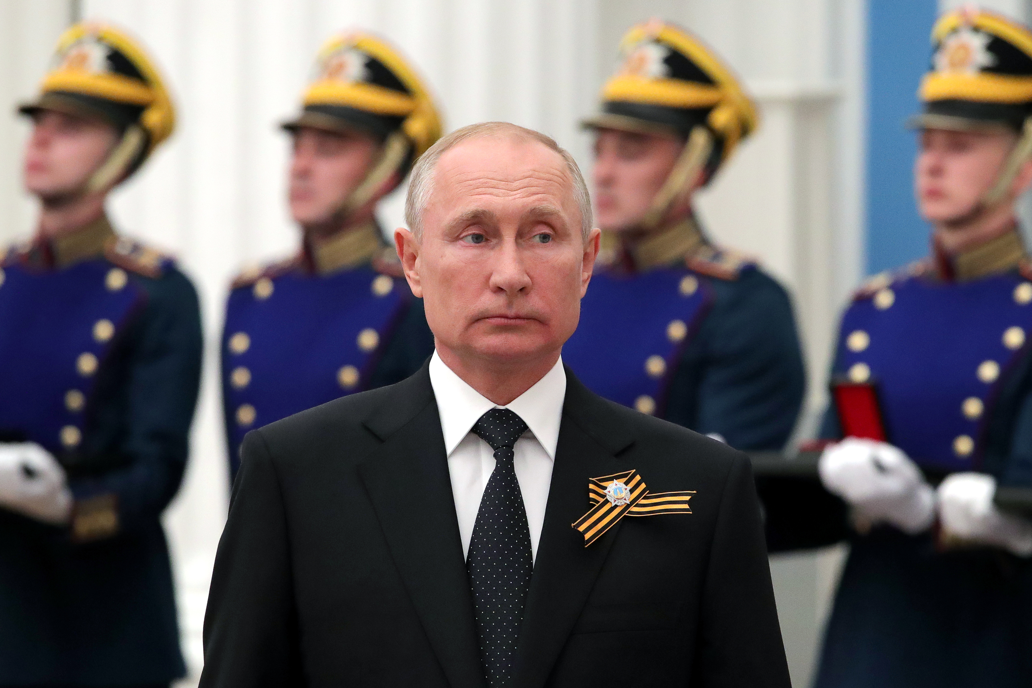 Vladimir Putin Seeks To Stay In Power Until 2036 When He Is 83 As Approval Ratings Hit All Time Low Fortune