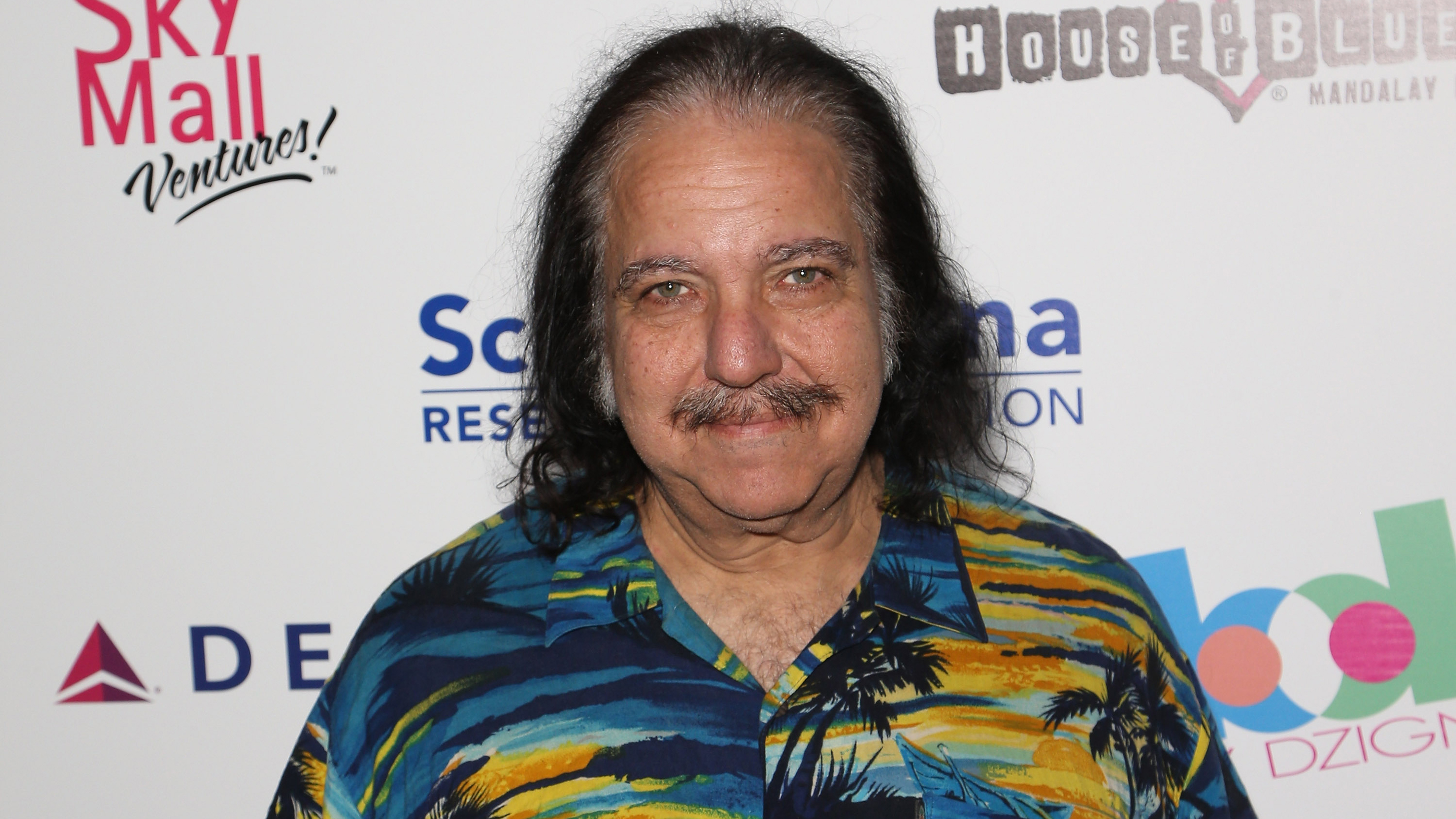 Adult film star Ron Jeremy charged with raping three women and sexually assaulting a fourth thumbnail