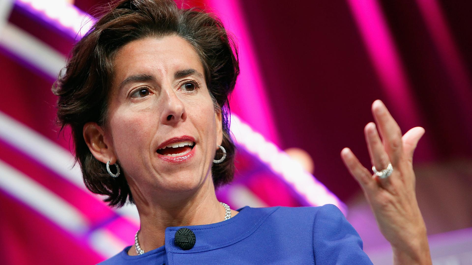 How Rhode Island Gov. Gina Raimondo is leading through crisis—and leading the nation in coronavirus testing thumbnail
