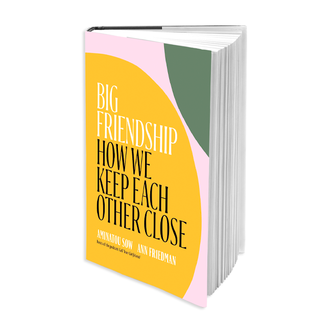 July Books-Big Friendship
