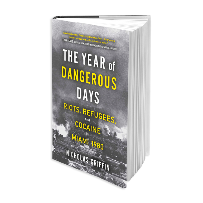 July Books-Dangerous Days