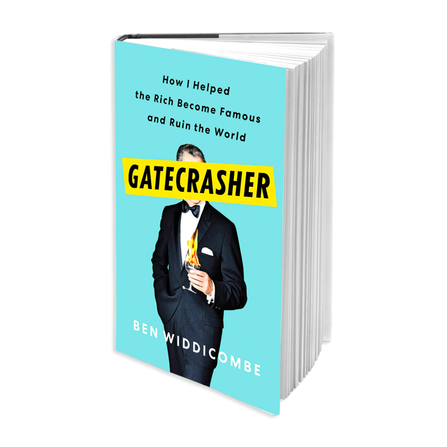 July Books-Gatecrasher