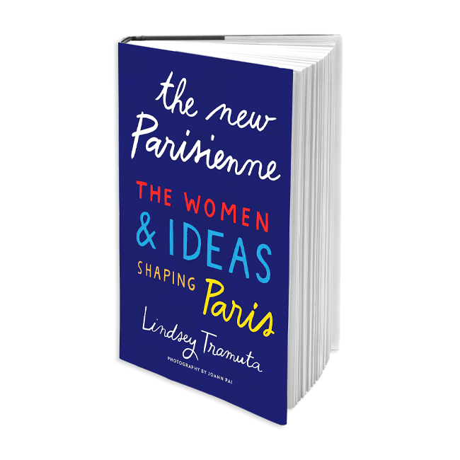 July Books-New Parisienne