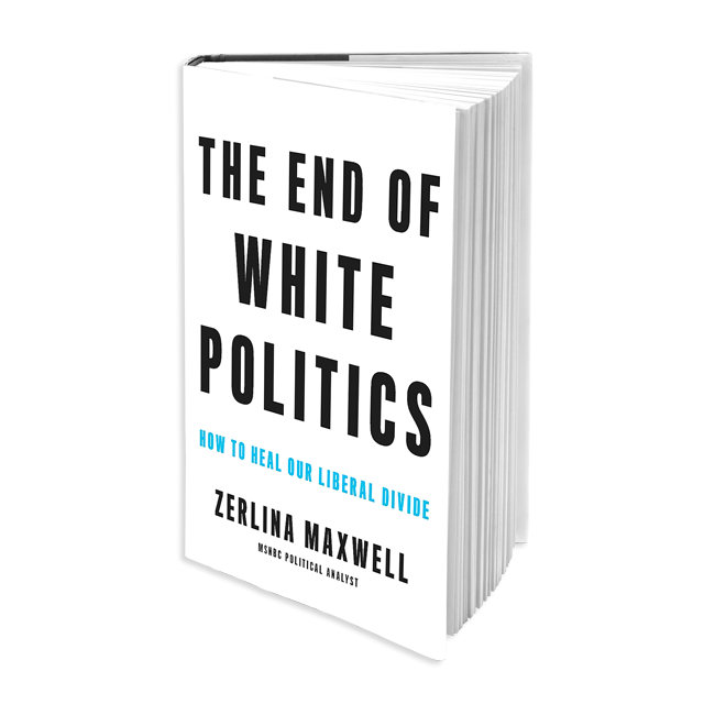 July Books-White Politics