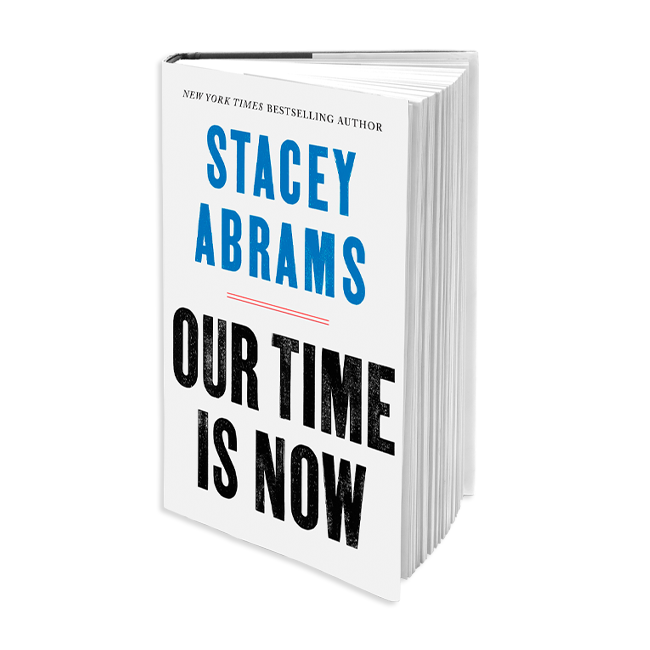 Stacey Abrams-Our-Time