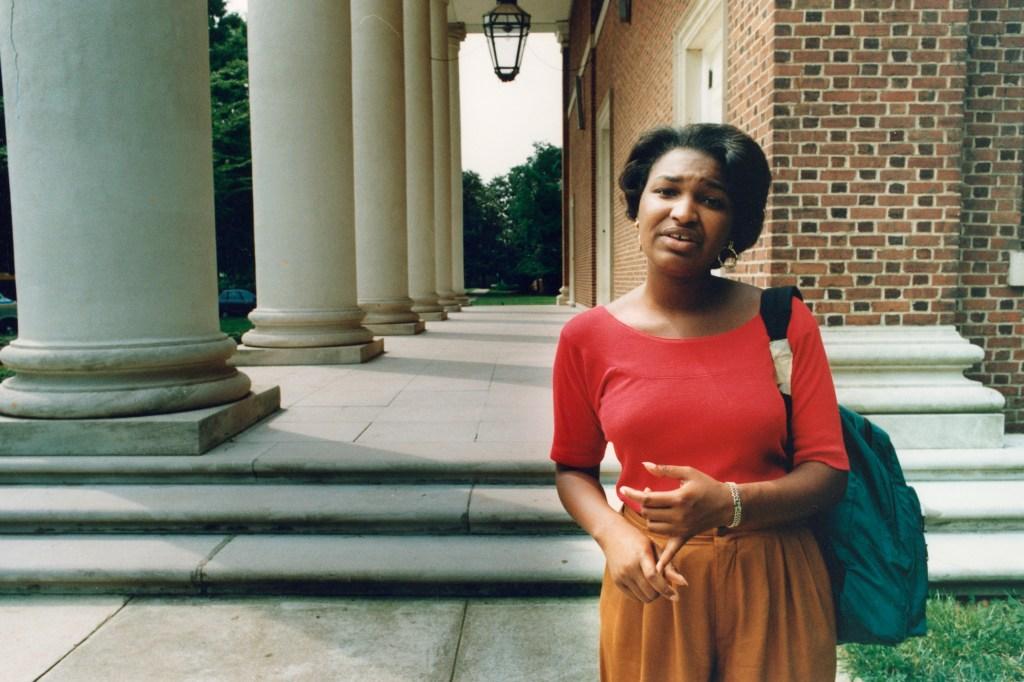 Stacey Abrams-Spelman College