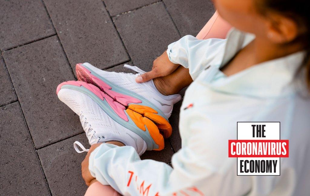 The Coronavirus Economy: The resurgence of outdoor running during the lockdown