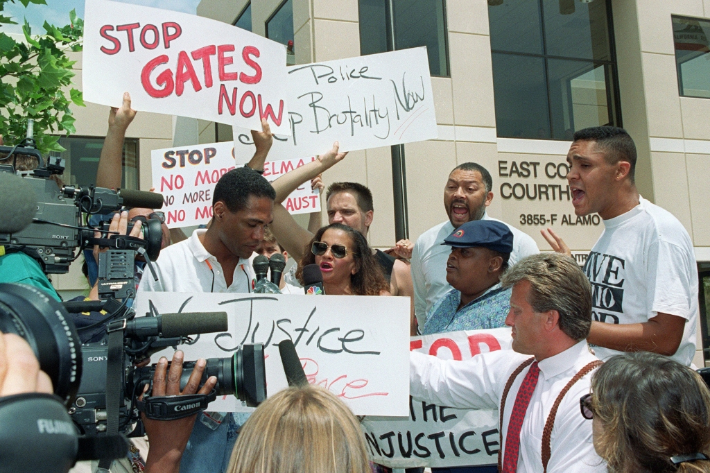 1992 Rodney King trial protests