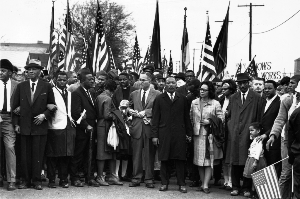 1965 Selma, Alabama march Martin Luther King, Jr.