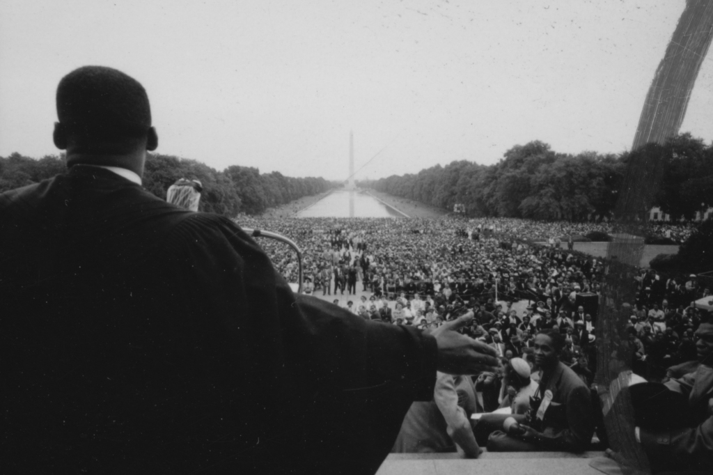 1957 Martin Luther King, Jr. Prayer Pilgrimage of Freedom