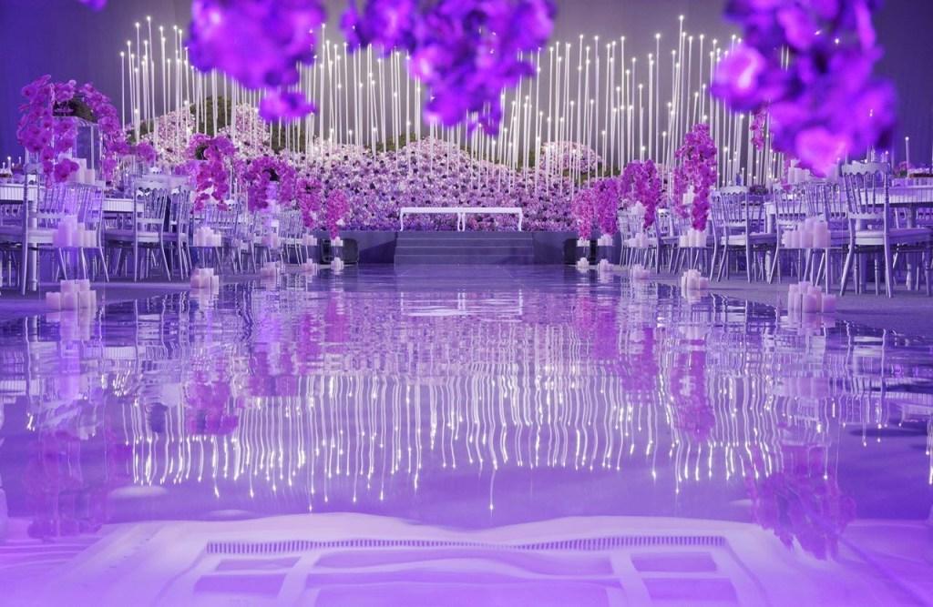 Inside the lavish world ofweddings in the United Arab Emirates