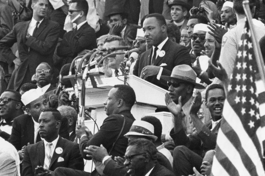1963 MLK March on Washington, DC