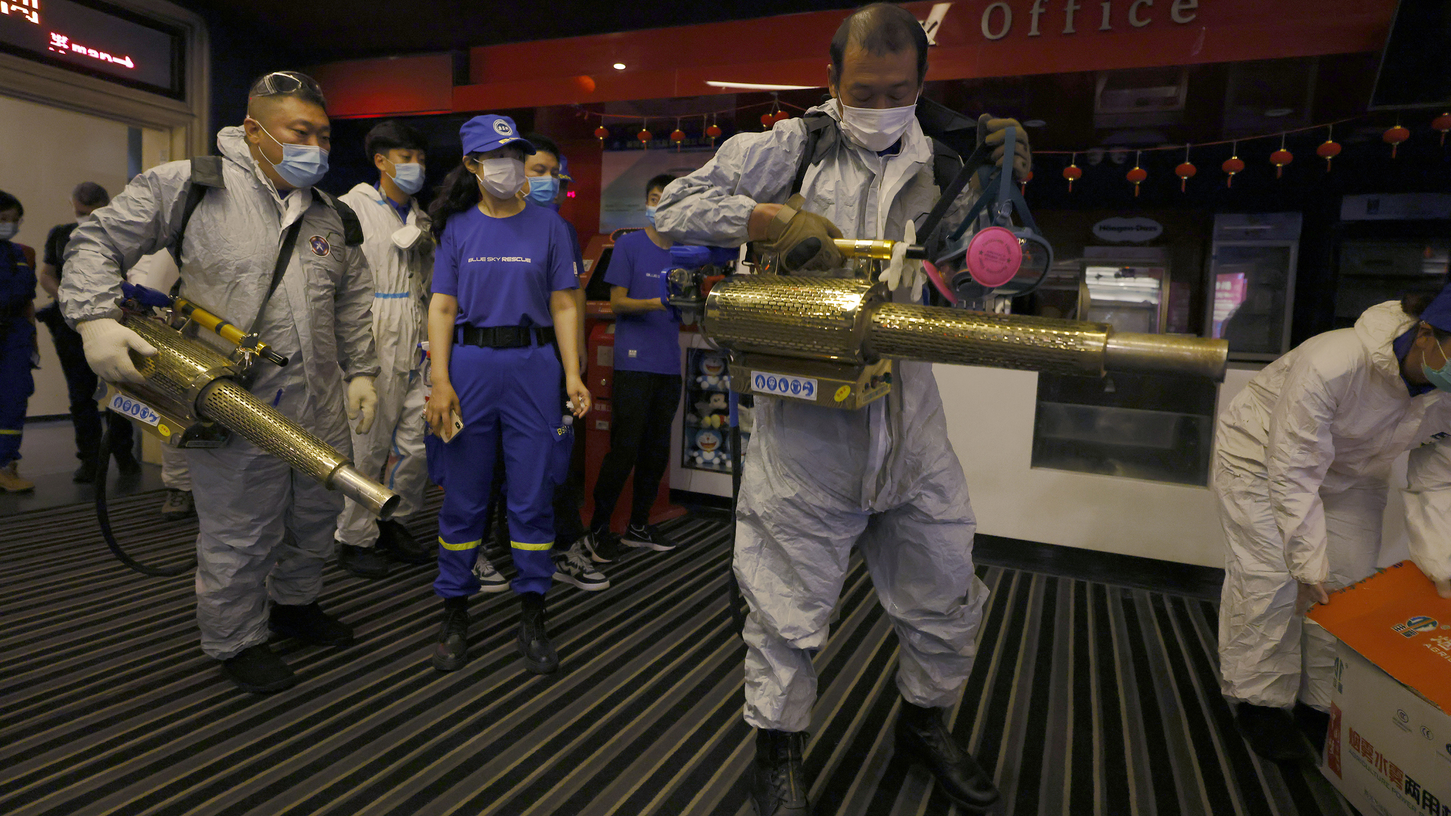 Beijing partially reopens movie theaters as coronavirus threat recedes thumbnail
