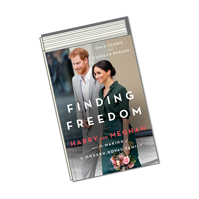 August Books-Finding Freedom