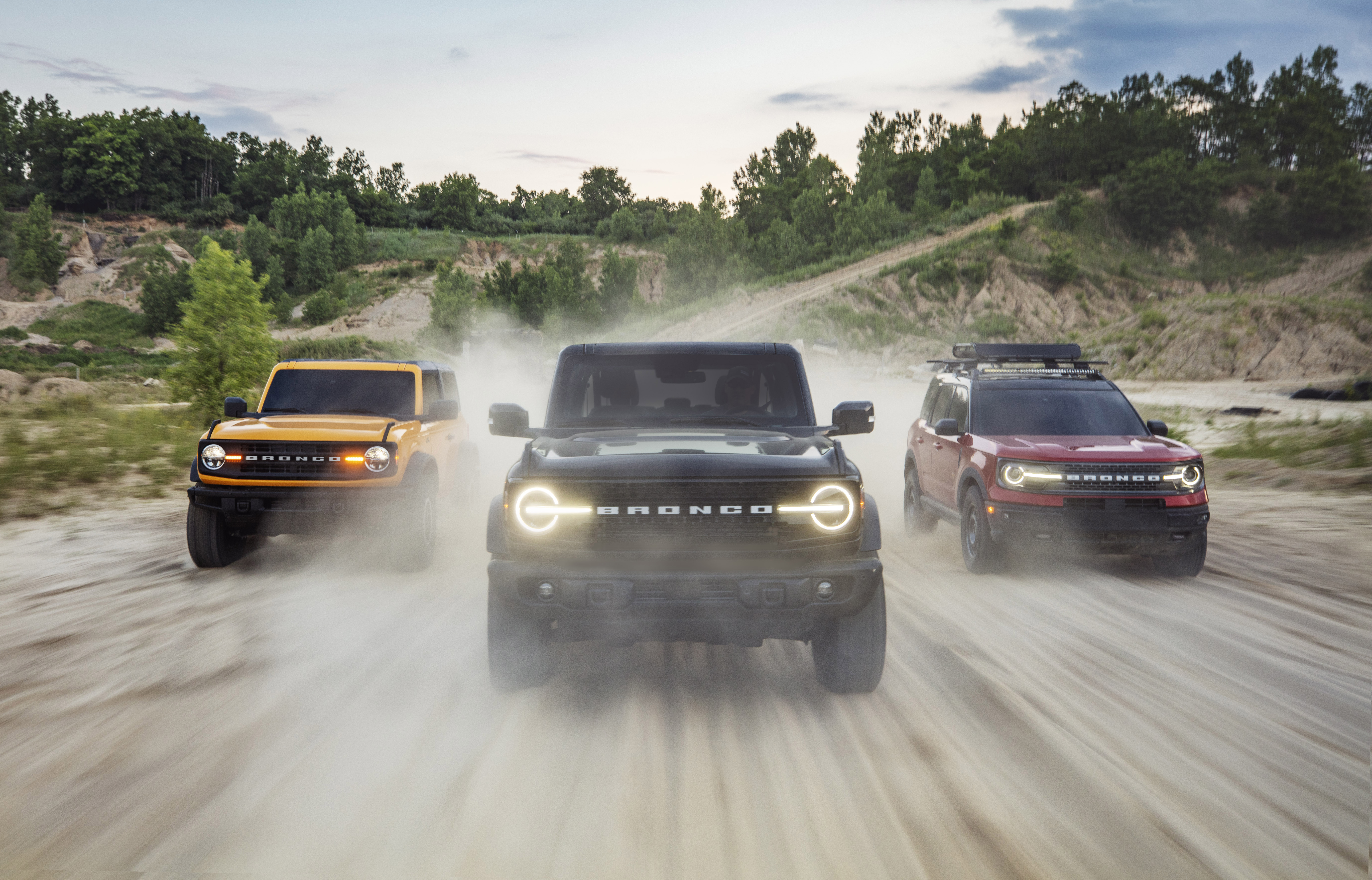 Ford Bronco 2021 Full Photographs And Details Fortune