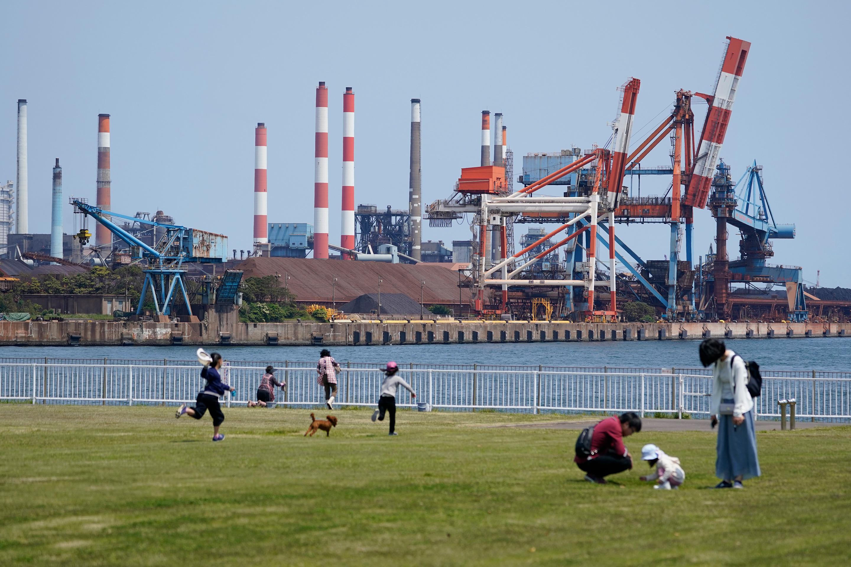 نیپون استیل از کارخانههای پیشرو در کاهش انتشار گازهای گلخانهای است.