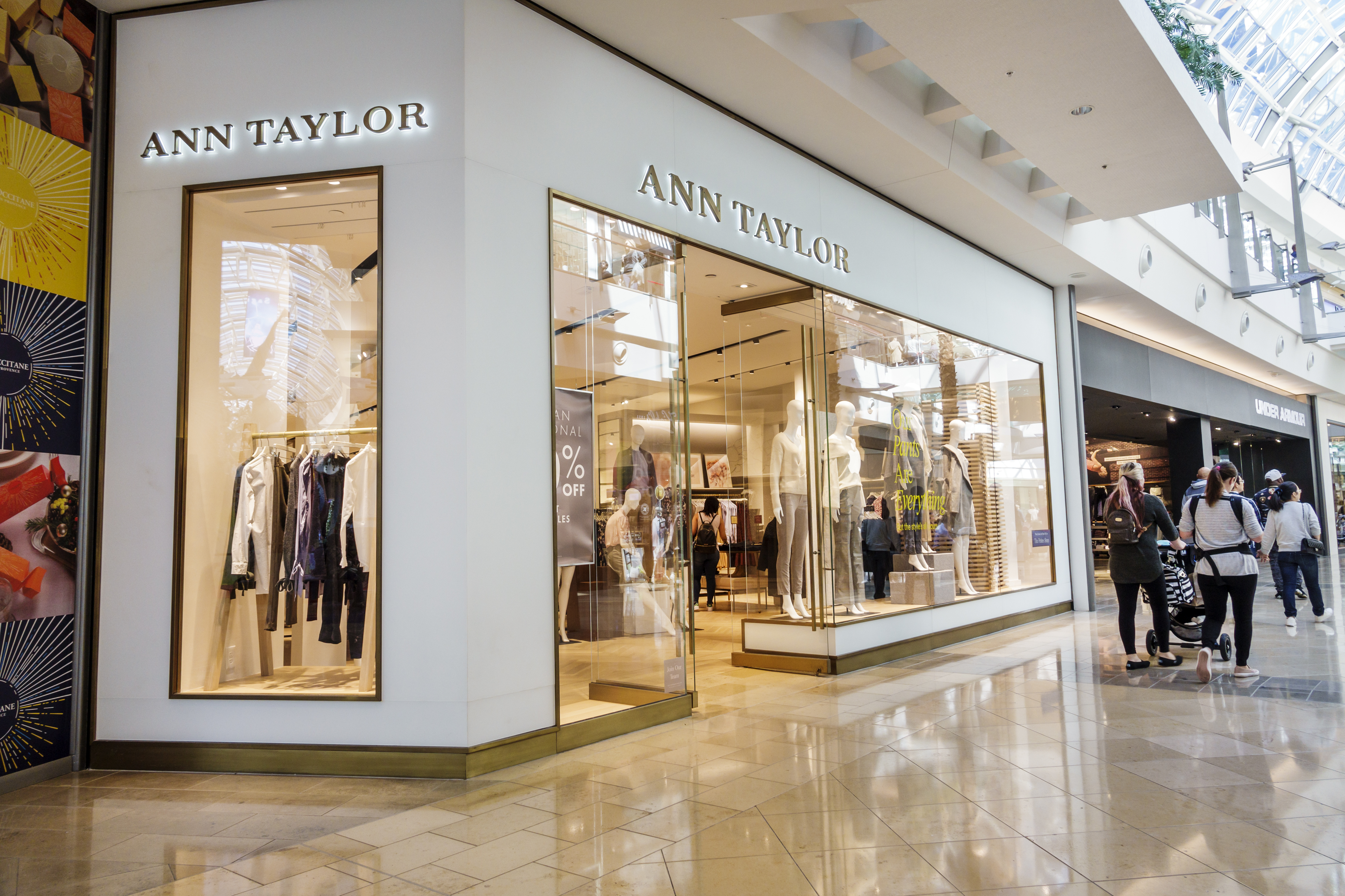 Ann Taylor parent Ascena becomes latest retailer to seek bankruptcy protection thumbnail