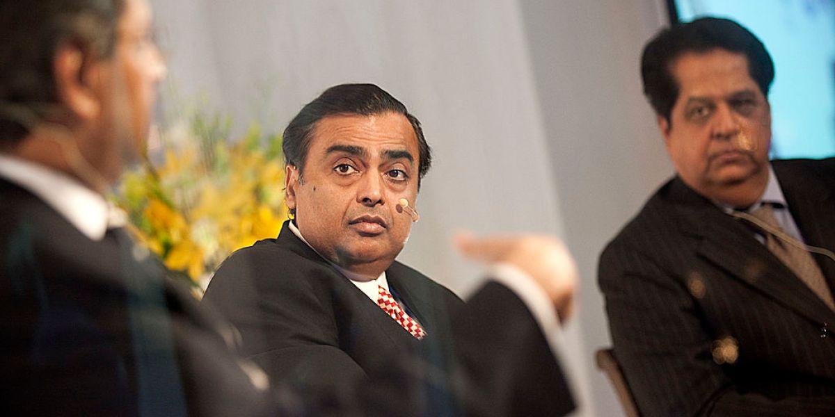 mukesh ambani net worth passes elon musk s now world s 6th richest man fortune https fortune com 2020 07 14 mukesh ambani net worth india elon musk richest