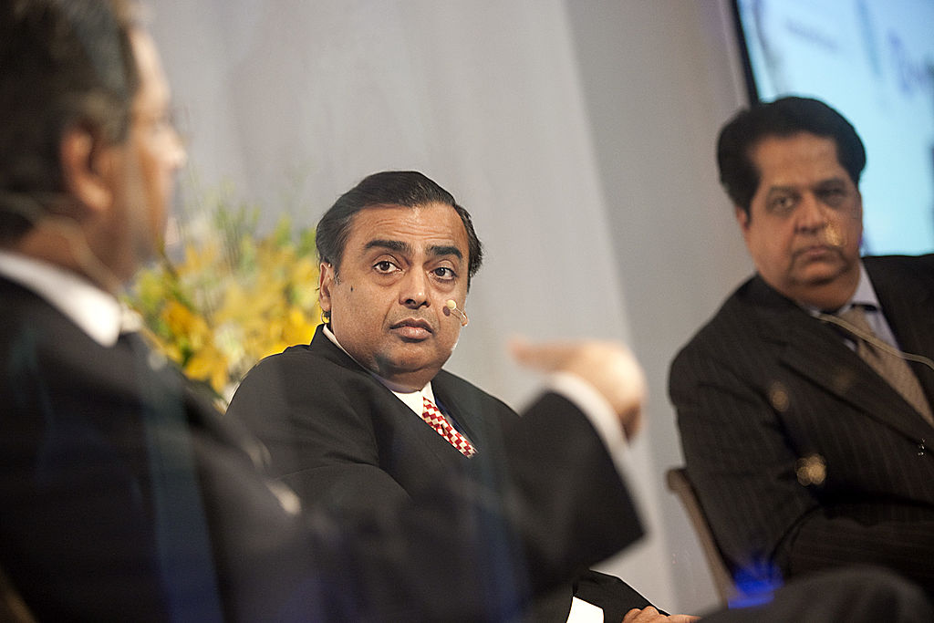 Indian billionaire Mukesh Ambani passes Elon Musk to become world's 6th richest person thumbnail