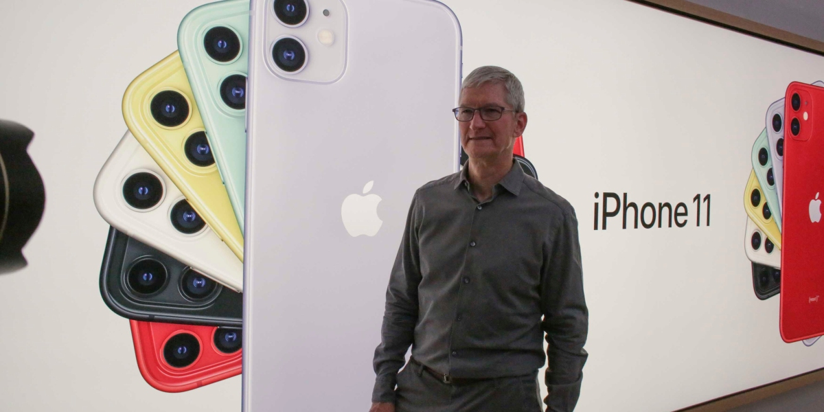 GettyImages 1169815784 - Apple stock heads for all-time high after earnings smash Wall Street expectations