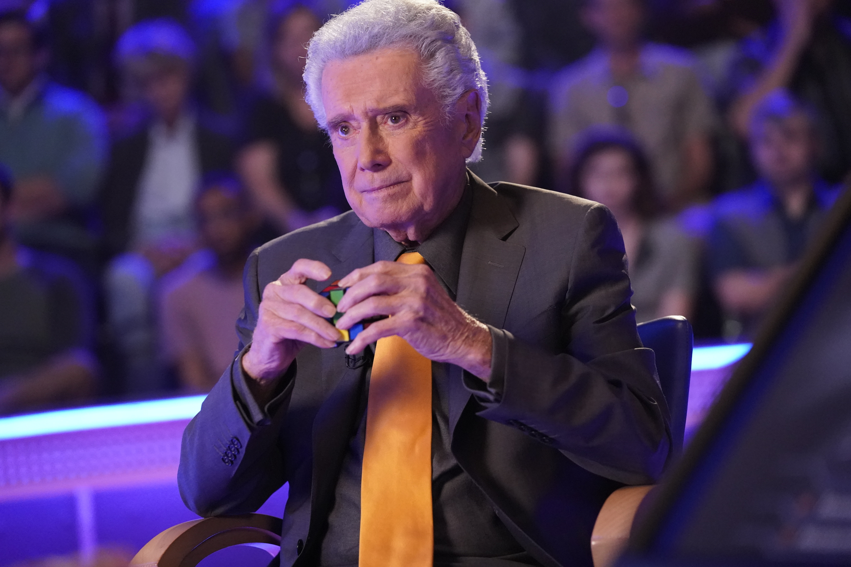 Regis Philbin, longtime morning show and 'Who Wants to Be a Millionaire'  host, dies at 88 | Fortune
