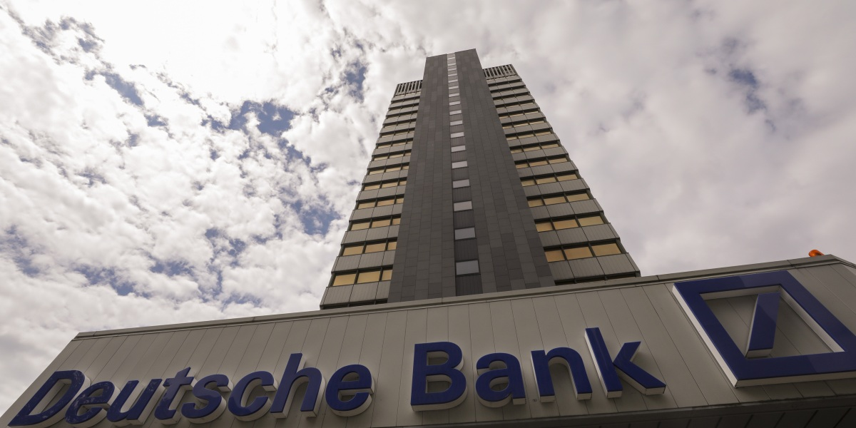 Deutsche Bank eagerly took on clients dumped by JP Morgan Chase. Now it's facing big fines