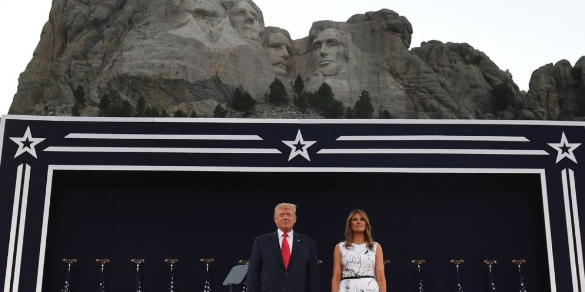 Trump goes big with July 4 D.C. event as rest of U.S. scales back festivities