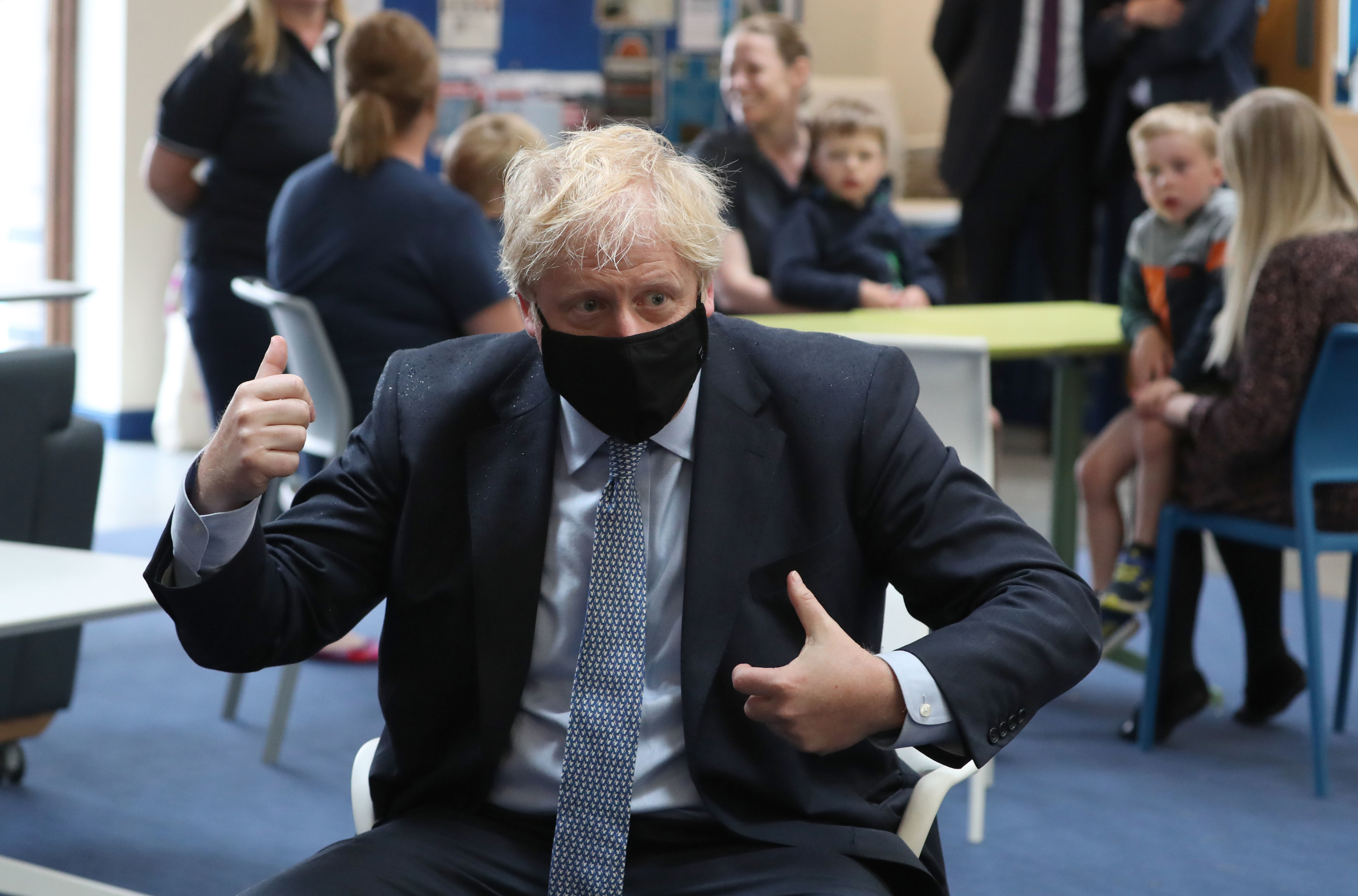 U.K. to restrict junk-food advertising and promotions as COVID-19 has Boris Johnson changing tune on obesity thumbnail