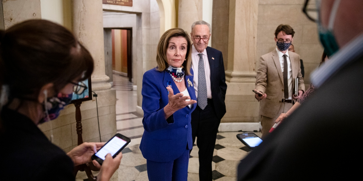 GettyImages 1227847880 - Congress in disagreement as 30.5 million go first week without $600 federal unemployment benefit
