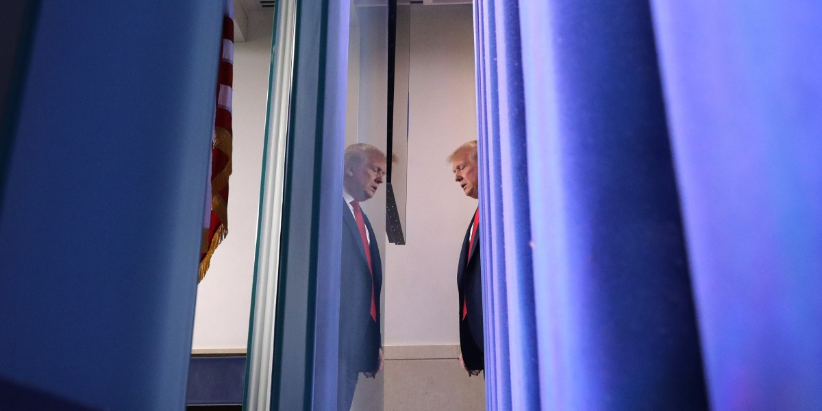 GettyImages 1253866917 - Stimulus round 2: What does Trump really think about more checks?