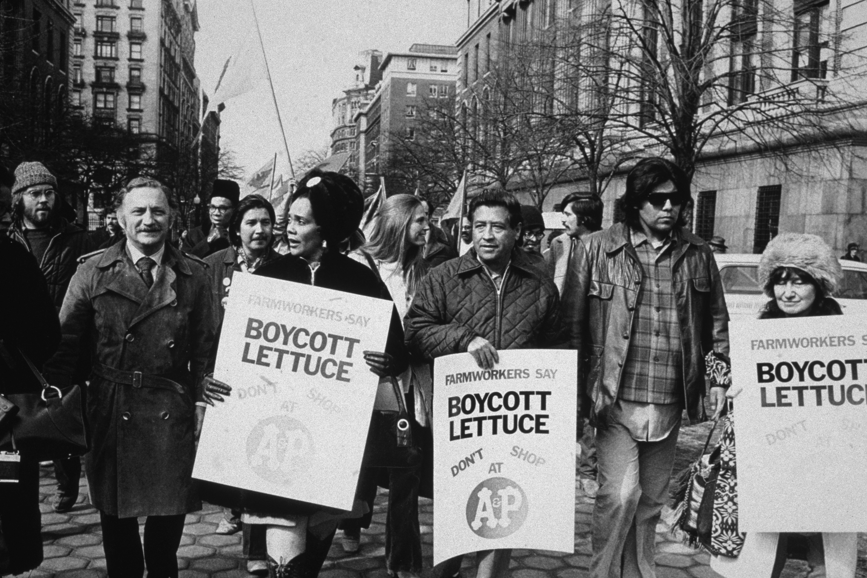 United Farm Workers president: Why we're striking for Black lives thumbnail