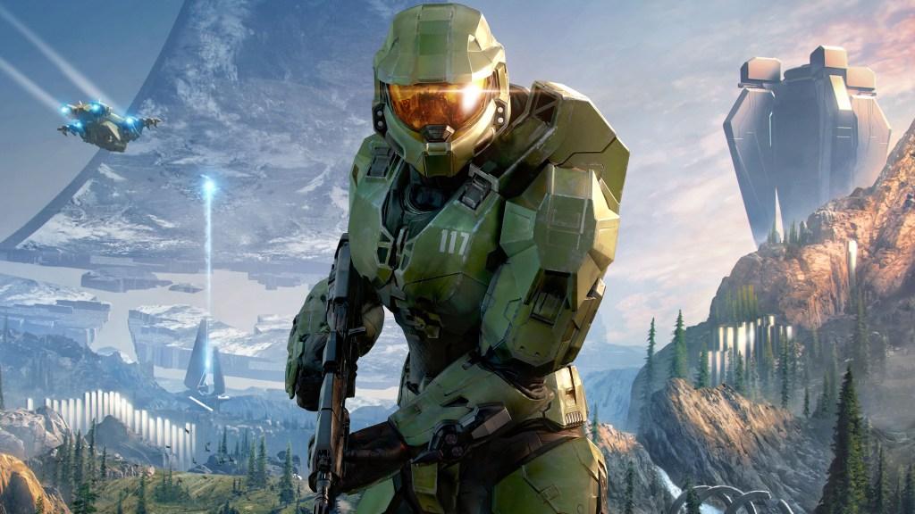 Halo Infinite-Primary Art-Xbox Series X