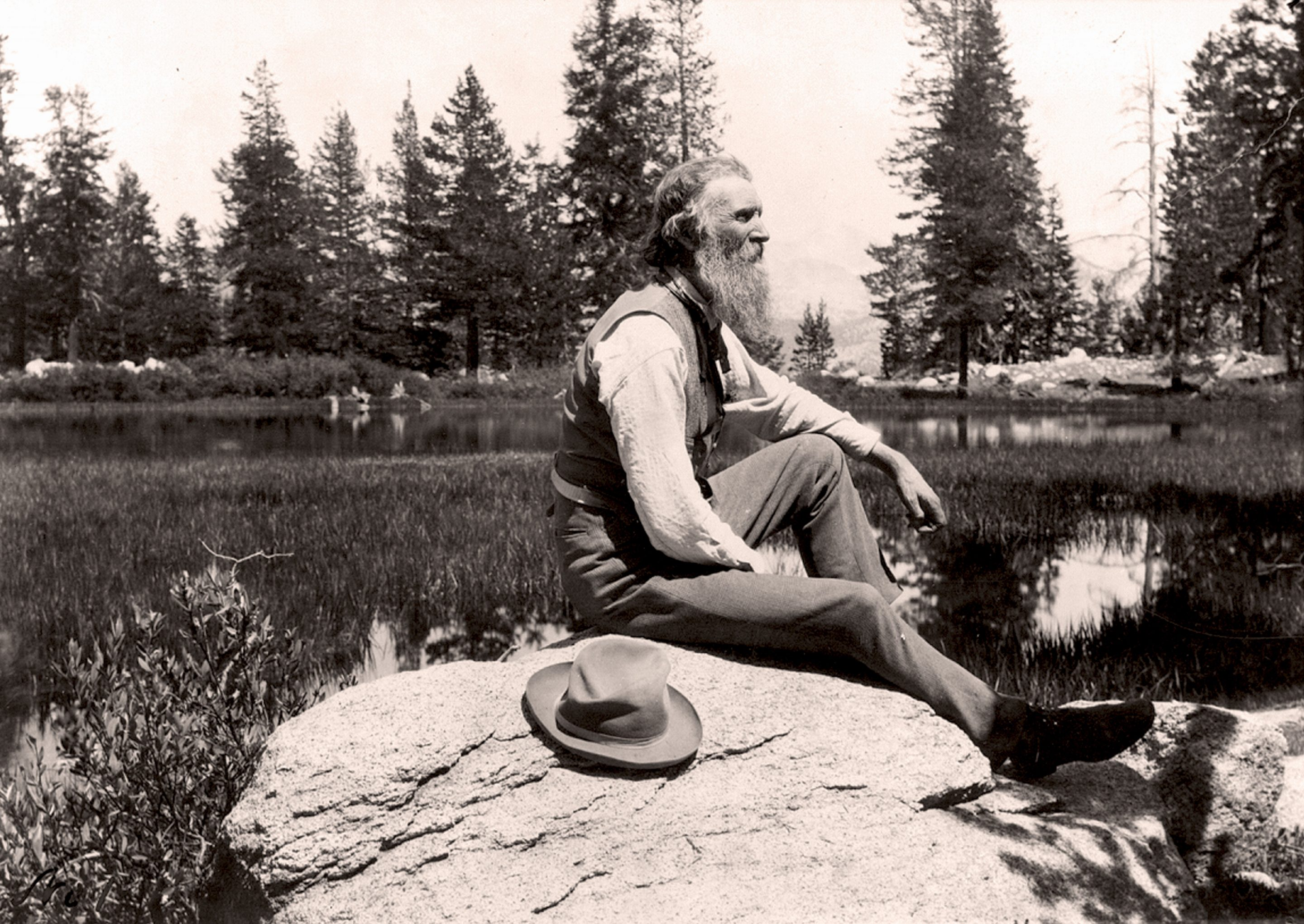 Sierra Club's John Muir apology shows that racism in the outdoors was built by design thumbnail