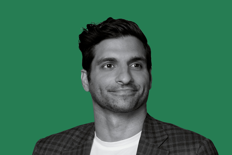Nima Ghamsari | 2020 40 under 40 in Finance | Fortune