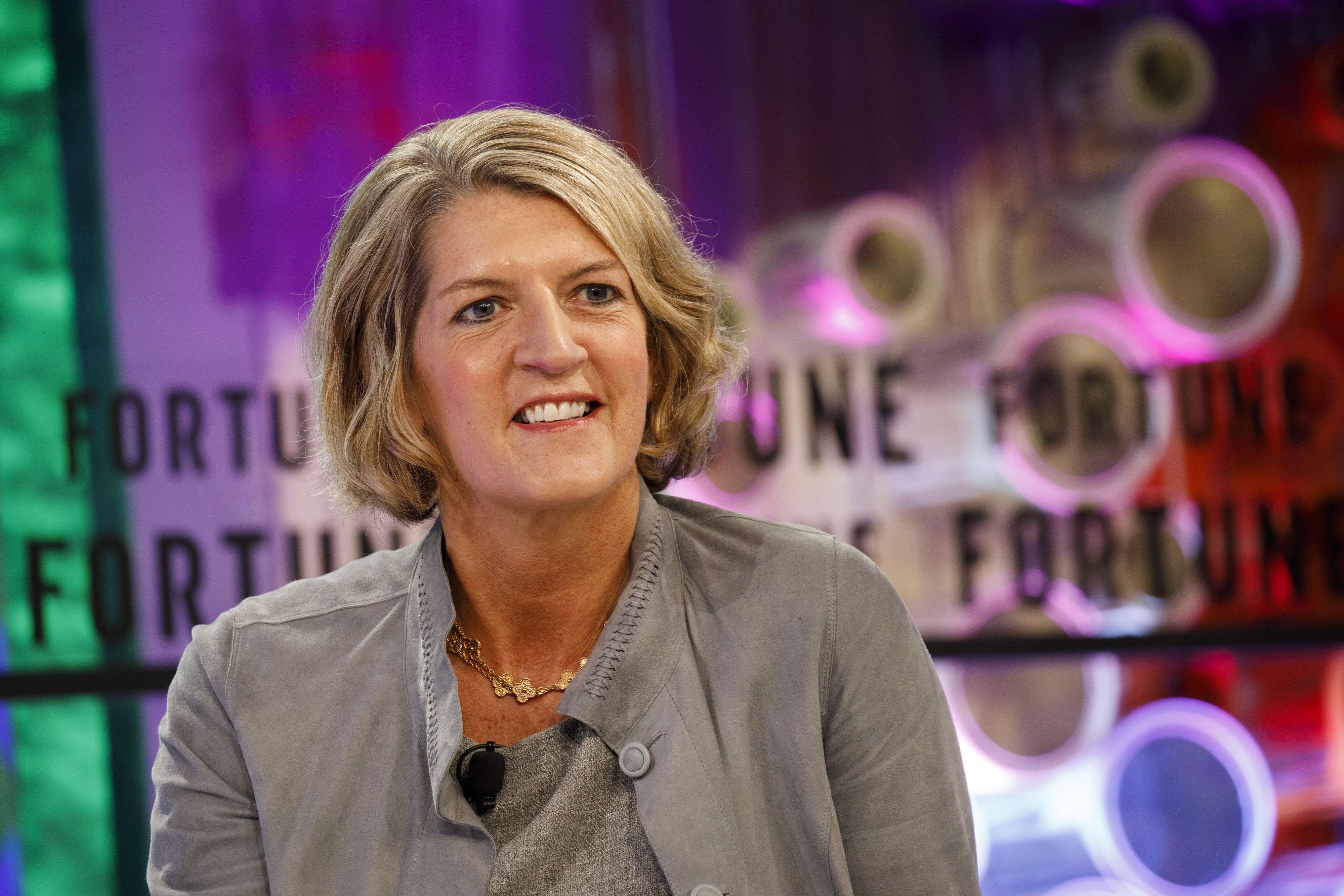 Land O'Lakes CEO Beth Ford explains why farmers need broadband thumbnail