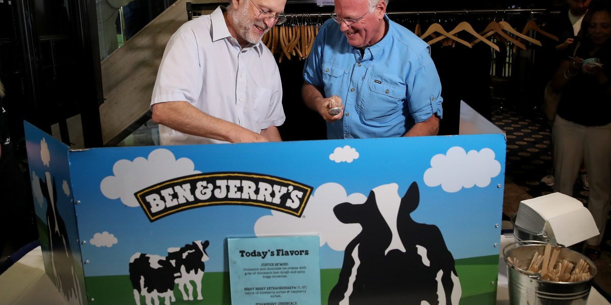 Ben & Jerry's rattles the U.K. government