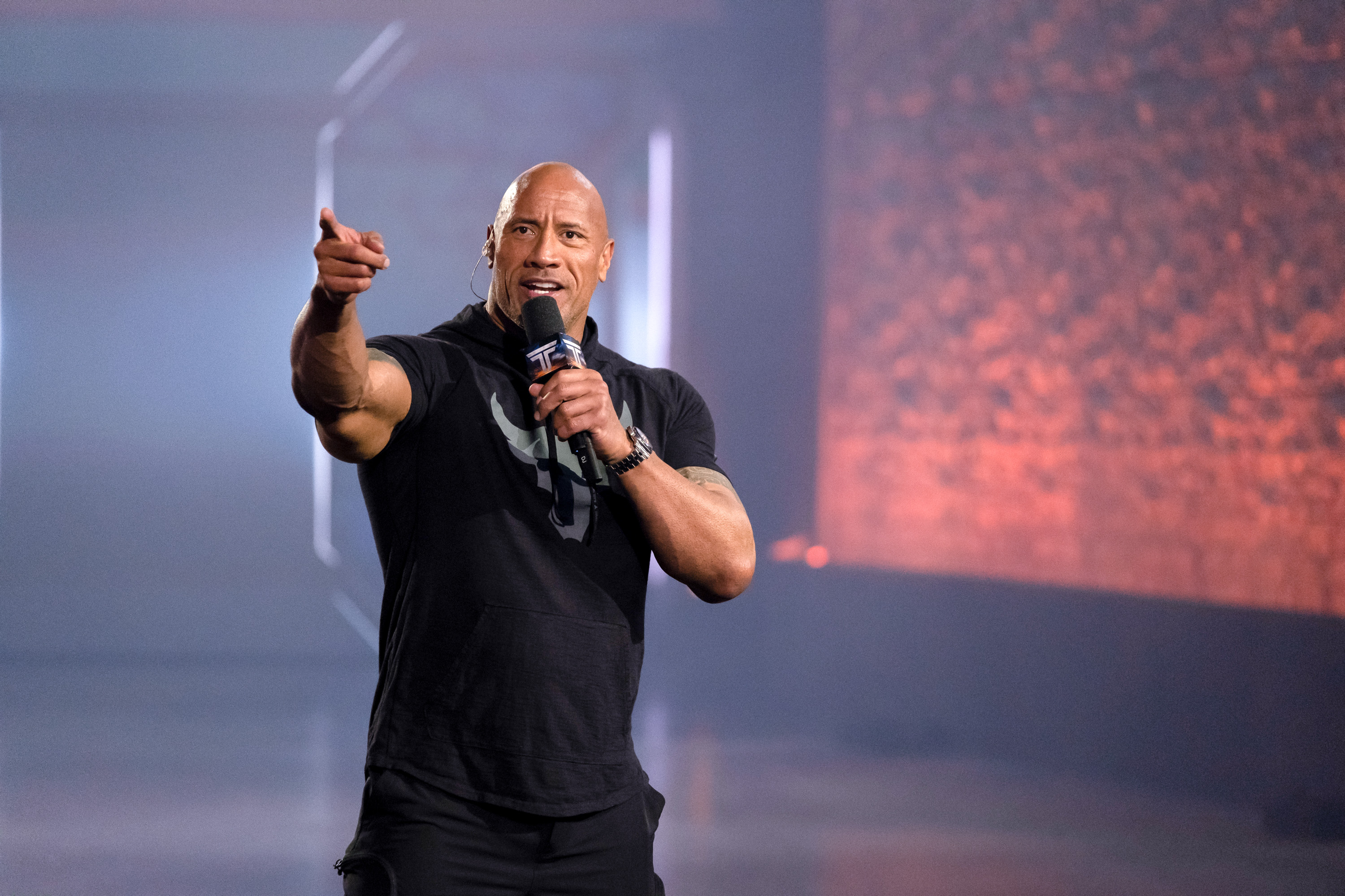 'The Rock' buys part of bankrupt XFL pro football league thumbnail