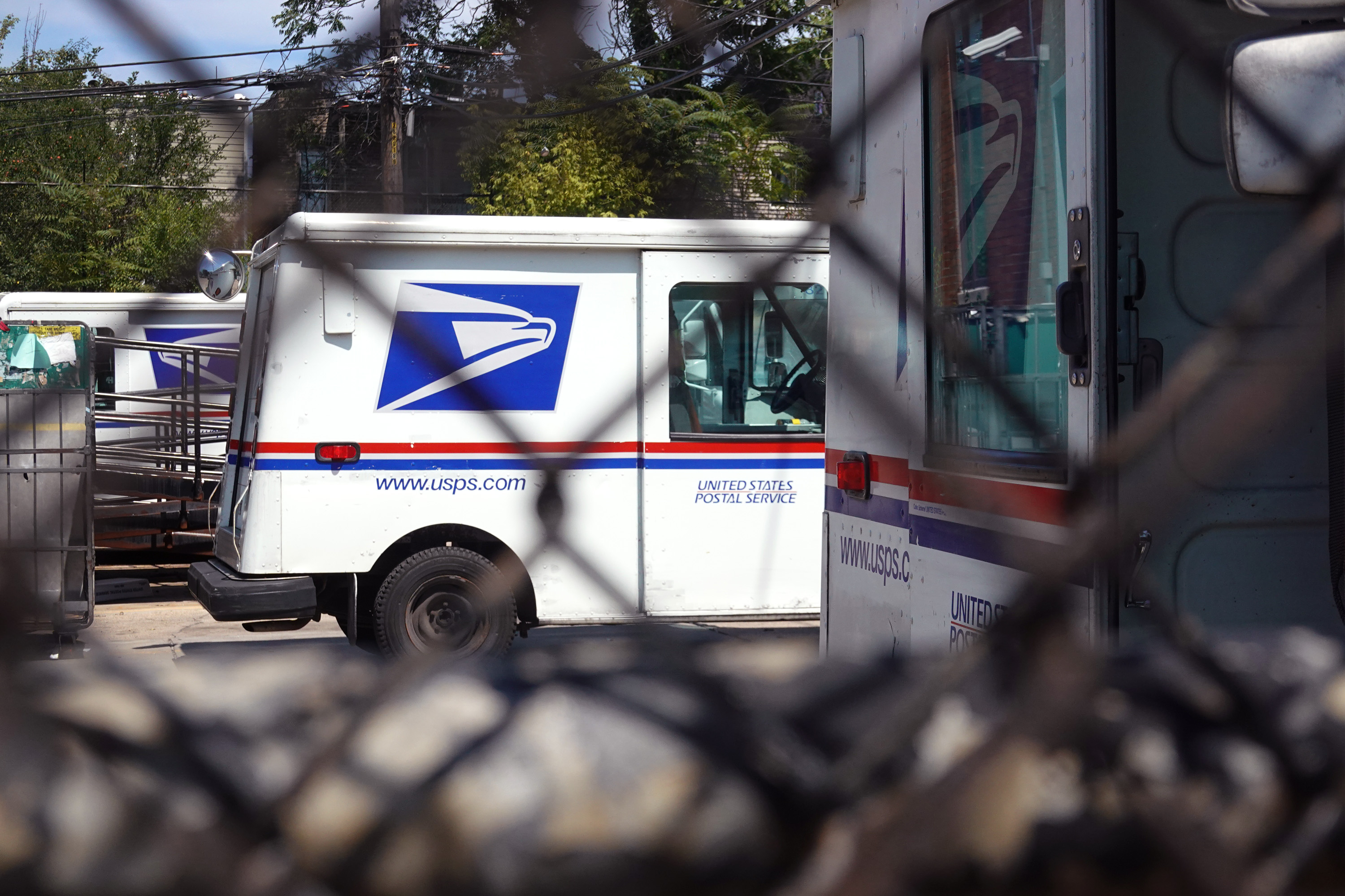 Inside Trump's war on the postal service thumbnail