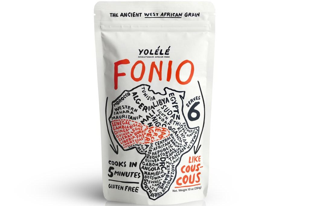 Fonio West African grain