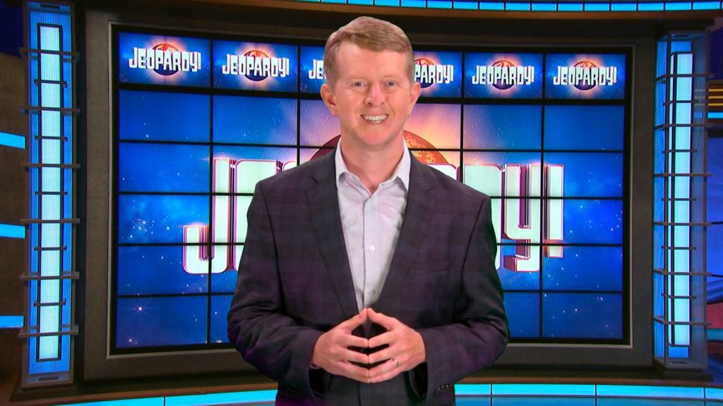 TV Jeopardy