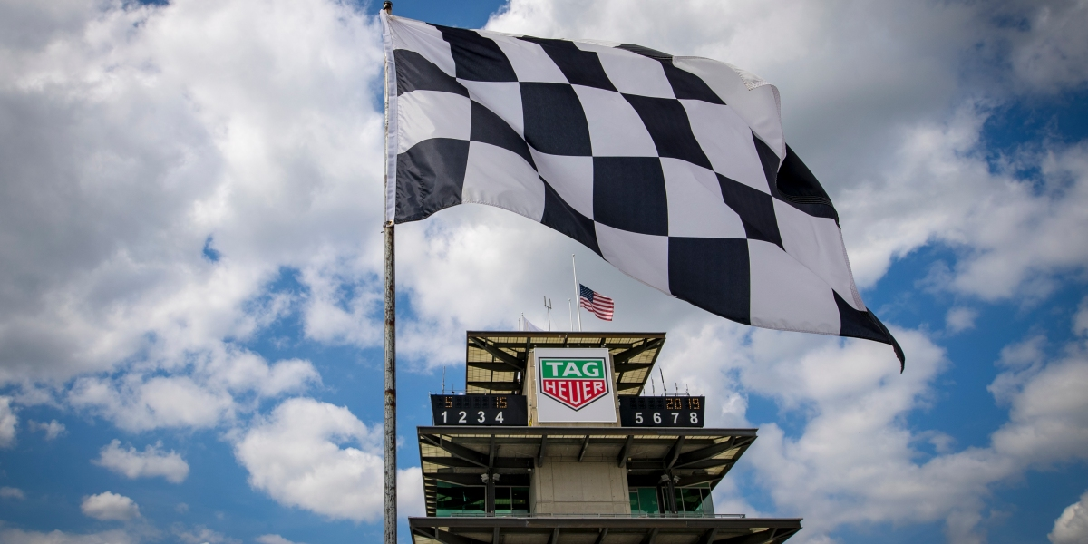 Self-driving cars will hit the Indianapolis Motor Speedway in a landmark A.I. race