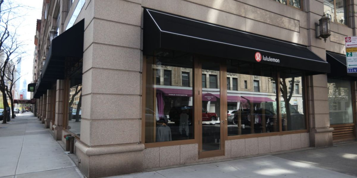 Lululemon still plans to open more stores even as the pandemic ravages the retail landscape