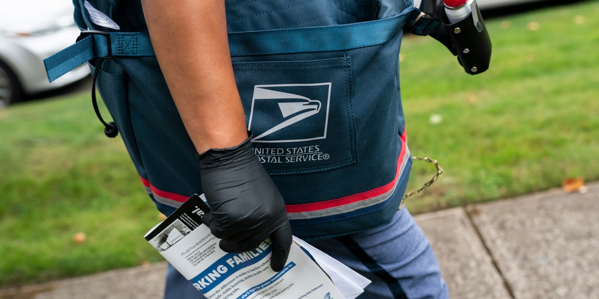 USPS ordered by judge to step up delivery of election mail