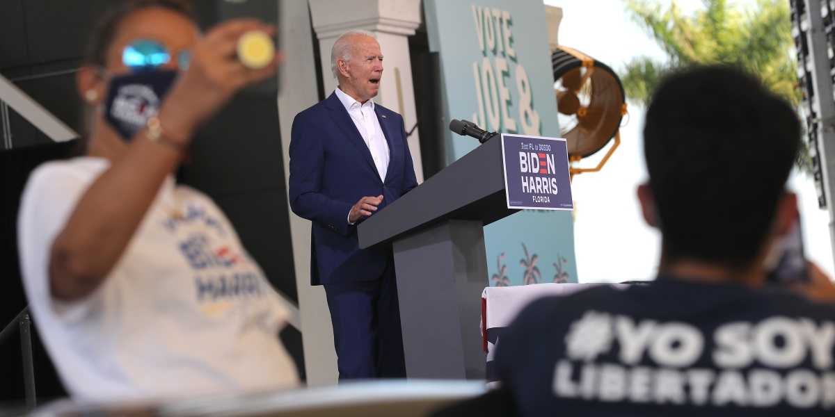 Dear Joe Biden: Rich Americans like me should pay even higher taxes than you're proposing