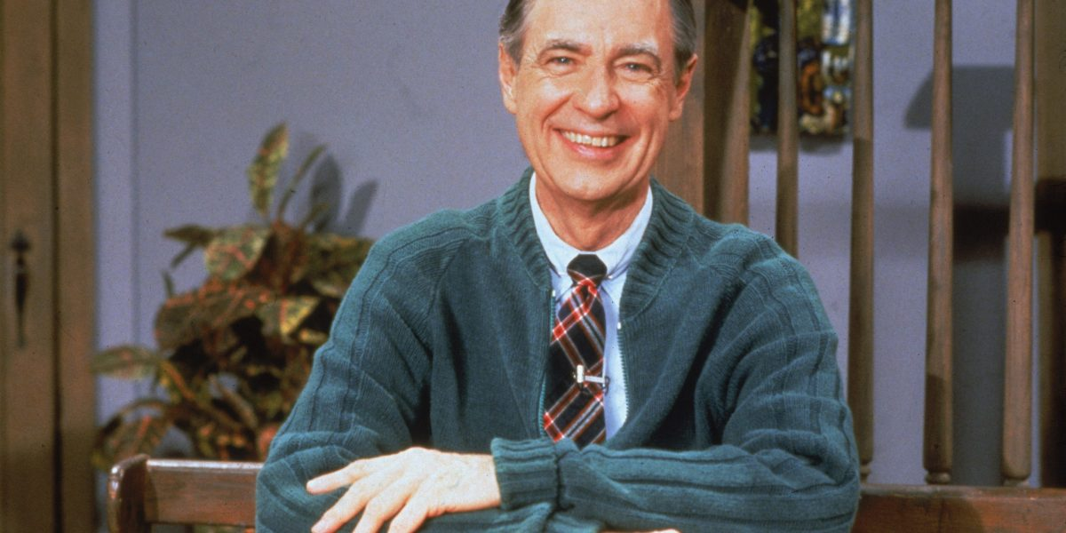 Let's put Mr. Rogers in charge thumbnail