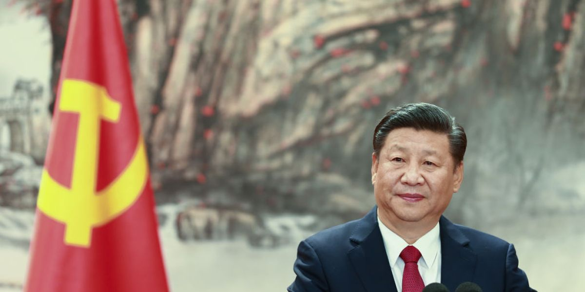 China's brand-new five-year plan has an ambitious aim: to become a self-dependent, worldwide tech superpower thumbnail